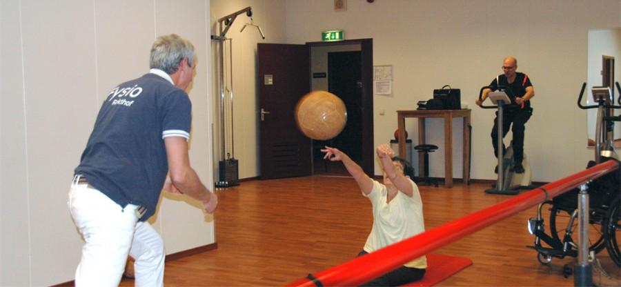 Fysiotherapie in Helmond