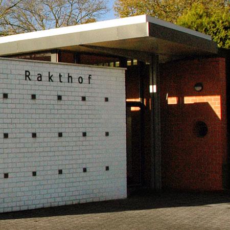 locatie Rakthof + team